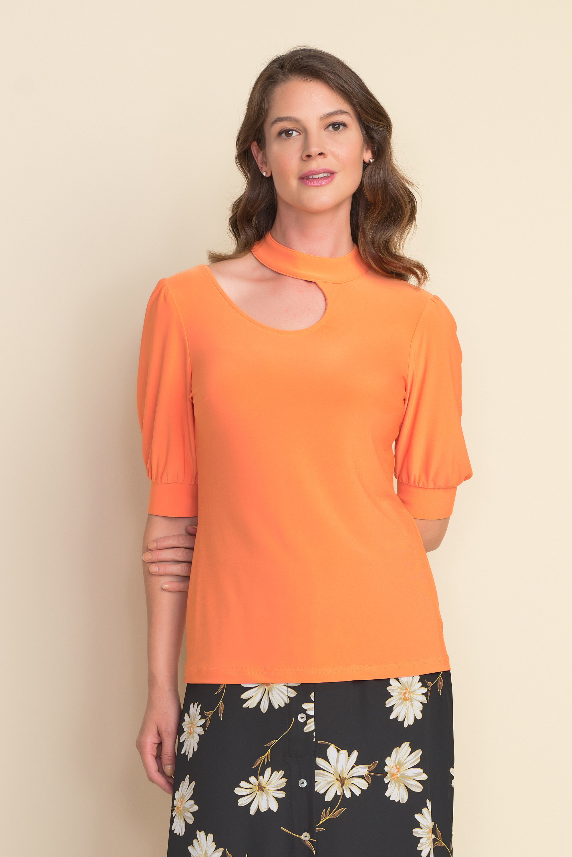 Joseph Ribkoff Womens Top Style 212277, 2 Colors Available