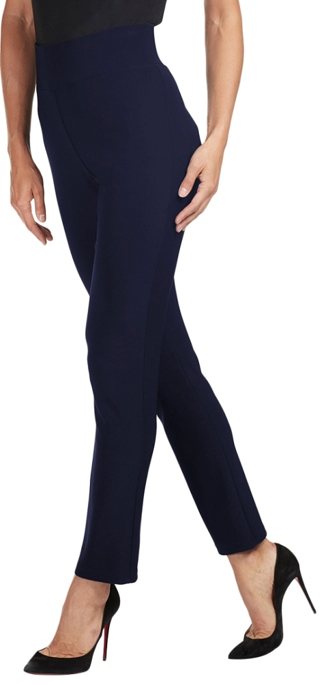 FRANK LYMAN Womens Pull On Ankle PantS, Style 082, 3 Colors Available