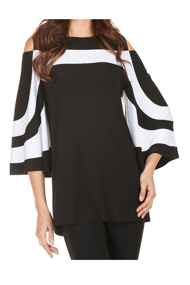 Frank Lyman Womens Belle Sleeve Top, Style 172010, 2 Colors Available