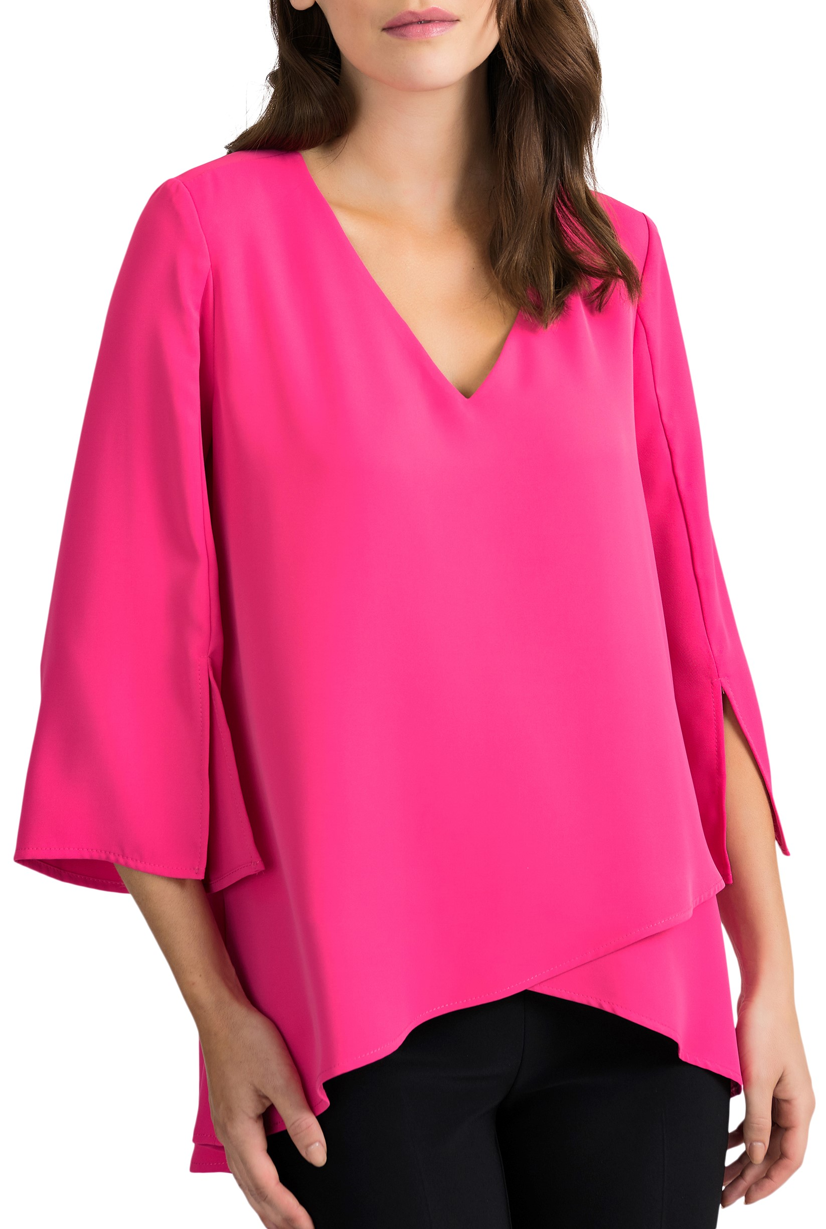 Joseph Ribkoff Womens Blouse Style 201085, 2 Colors Available