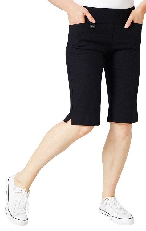 Lisette L Essentials Bermuda, Magical Lycra, Style 422, 13 Colors Available