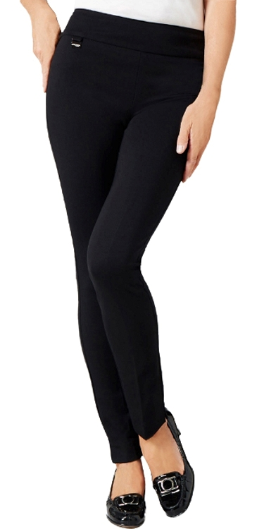 Lisette L Essentials, Slim Ankle Pants, Hollywood, Style 2523, Inseam 28