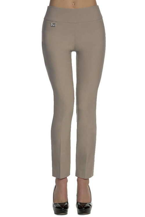 Lisette L Essentials Slim Ankle Petite Pants, Magical Lycra, Style 801P, Inseam 26
