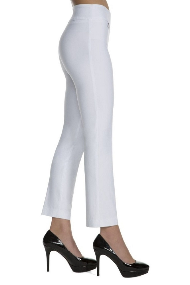 Lisette L. Essentials, Slim Ankle Pants Style 26001 Jupiter Cotton Stretch (6 Colors Available)