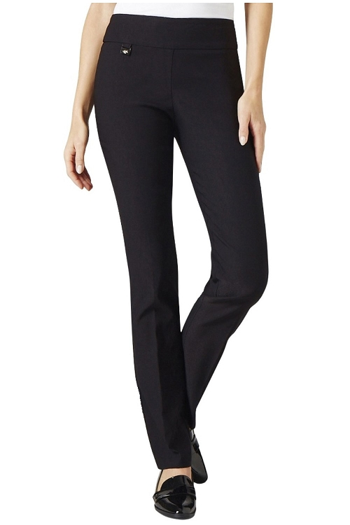 Lisette L Essentials, True Straight Pants, Kathryn PDR, Style 17615, Inseam 33