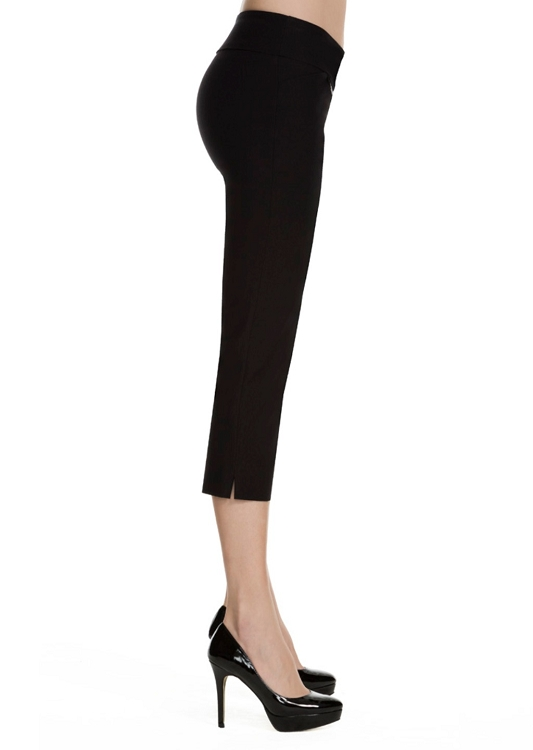 Lisette L Essentials Slim Capri Pants, Magical Lycra, Style 767, 12 Colors Available