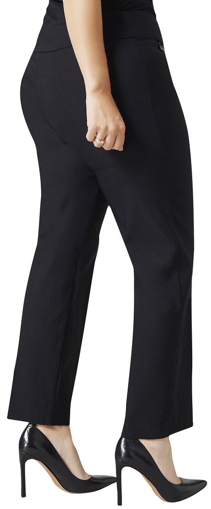 Lisette L. Essentials, Plus Size, Slim Ankle Pants, Style LL801, 4 Colors Available