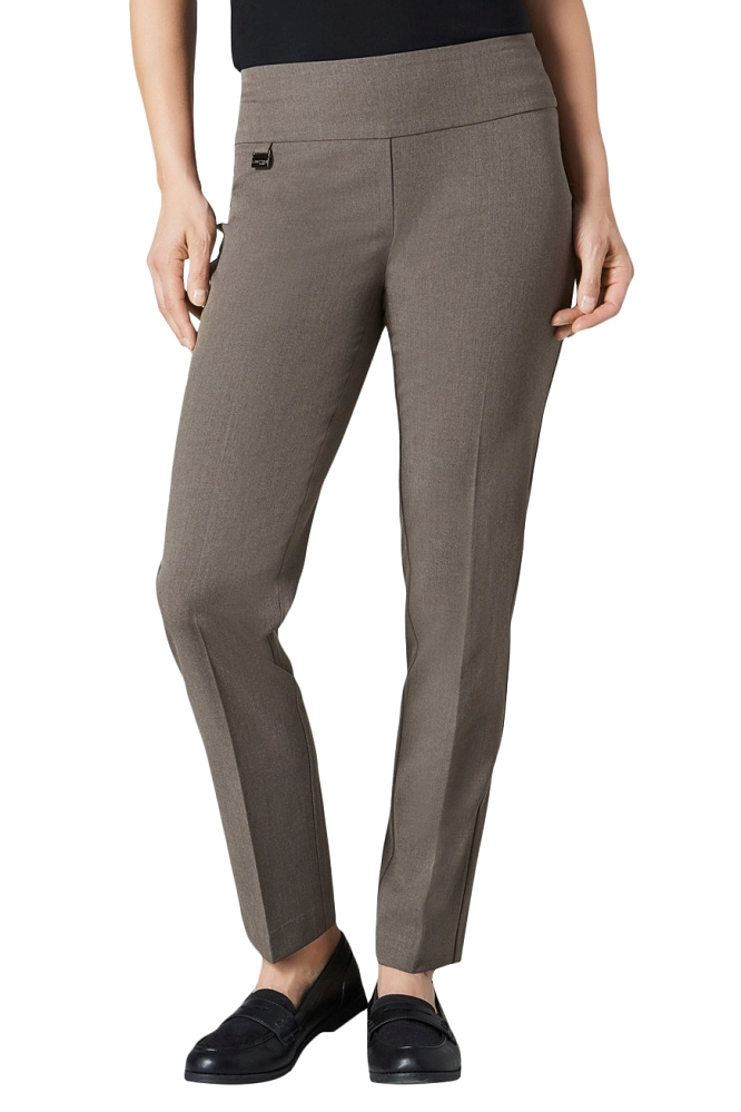 Lisette L Essentials, Slim Ankle Pants, Gaby Stretch, Style 2201, Inseam 28