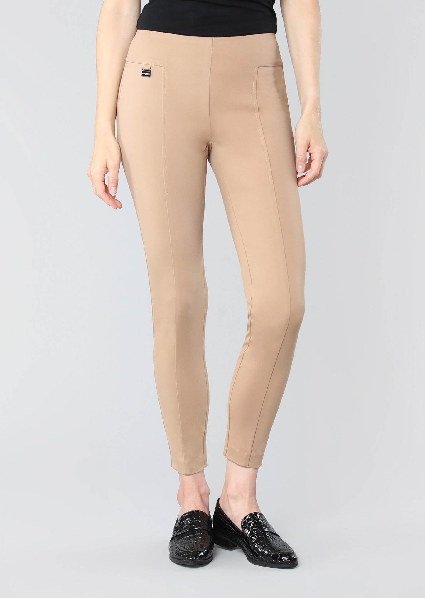 Lisette L. Fall 2020 Essential, Slim Ankle Narrow Pant Style 176646 Kathryn PDR, 3 Colors Available