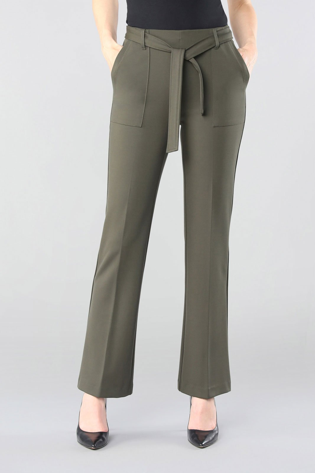 Lisette L. Mini Boot Cut Pant Style 25654 Hollywood, 2 Colors Available, 31