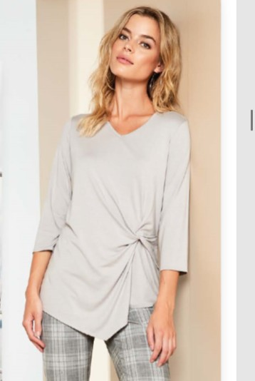 Lisette L Tops Style 222355 Sienna Jersey Knit, 7 Colors Available