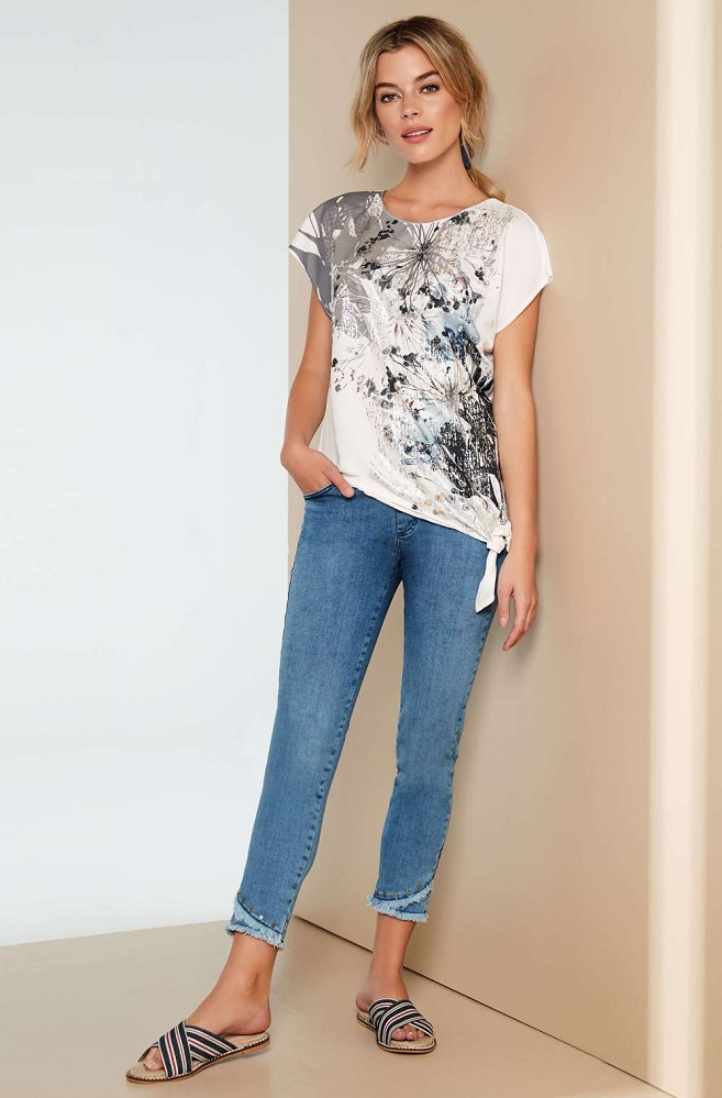 Lisette L. Skinny Leg Jeans Style 455792 Betty Denim, 2 Colors Available