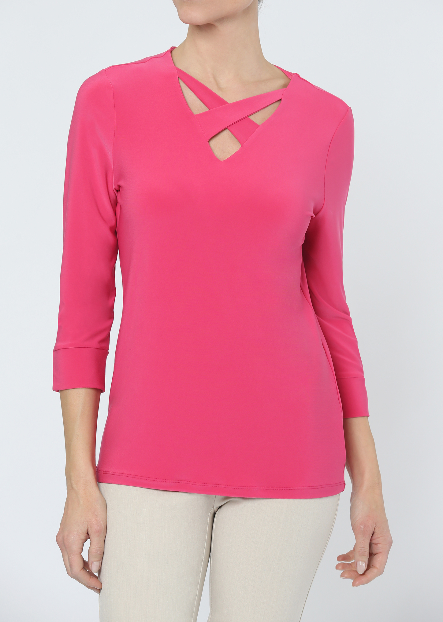 Lisette L. Top Style 171118 Emma Knit, 4 Colors Available