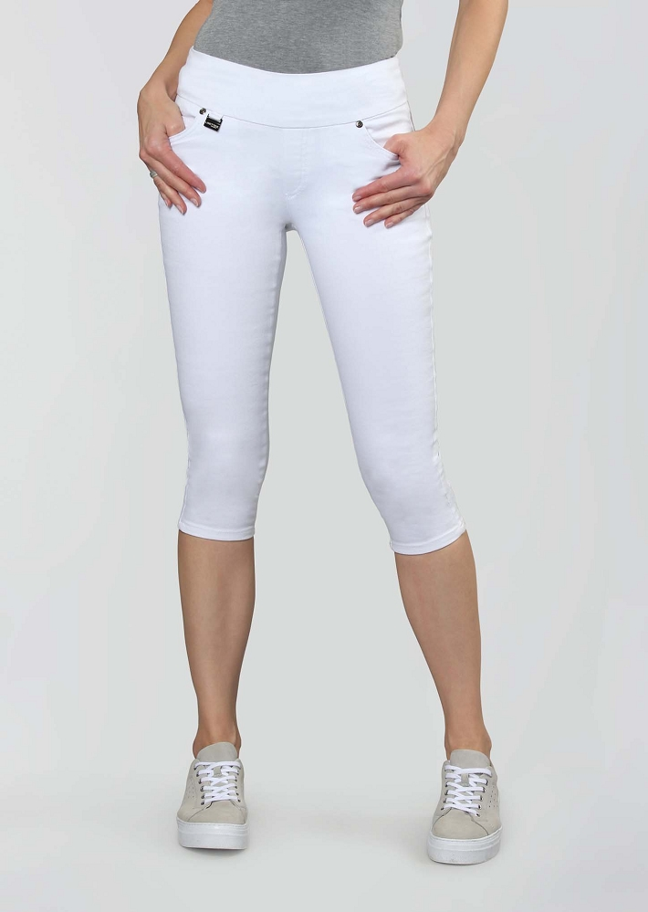 Lisette L. Capri Jeans Style 455972 Betty Denim, 2 Colors Available