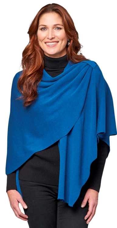 Dream Covi Wrap, One Size Fits All, Color Deap Blue Sea