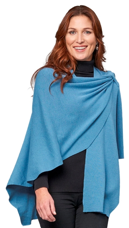 Dream Covi Wrap, One Size Fits All, Color Mirage Blue
