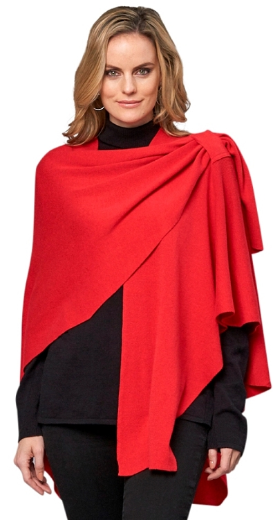 Dream Covi Wrap, One Size Fits All, Color Red