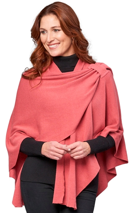 Dream Covi Wrap, One Size Fits All, Color Rosewood