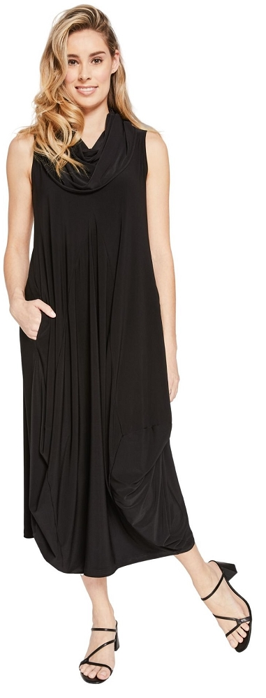 Sympli Womens Sleeveless Dream Dress Style 28104, 2 Colors Available