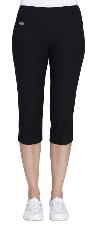 LISETTE L SPORT ESSENTIALS, CAPRI PANTS, STYLE LS7770 WITH FLEX POCKETS, INSEAM 19