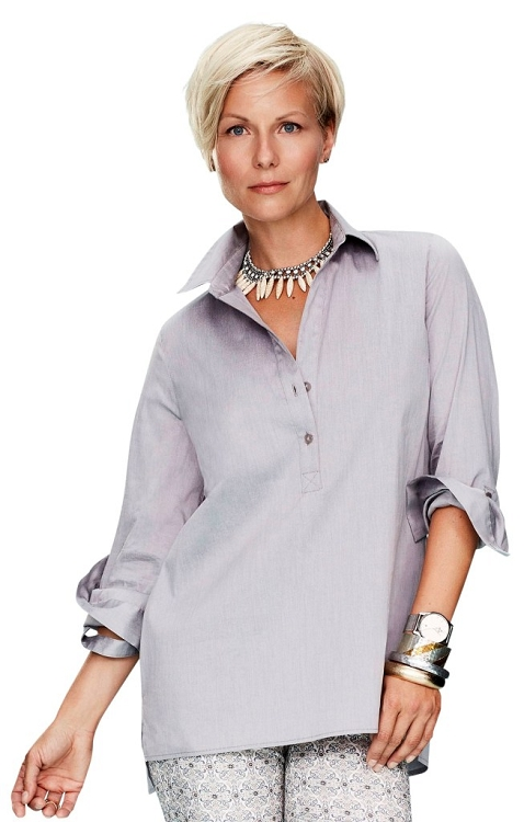 Lisette L Tops Style 26203 Adele Blouse (4 Colors Available)