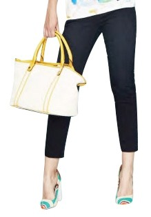 Lisette L Essentials, Slim Ankle Pants, Sylvia Denim With Pockets, Style 1593P01, 3 Colors Available