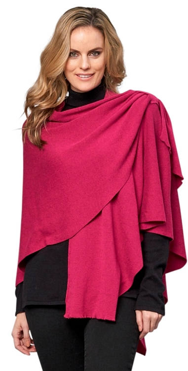 Dream Covi Wrap, One Size Fits All, Color Winter Rose