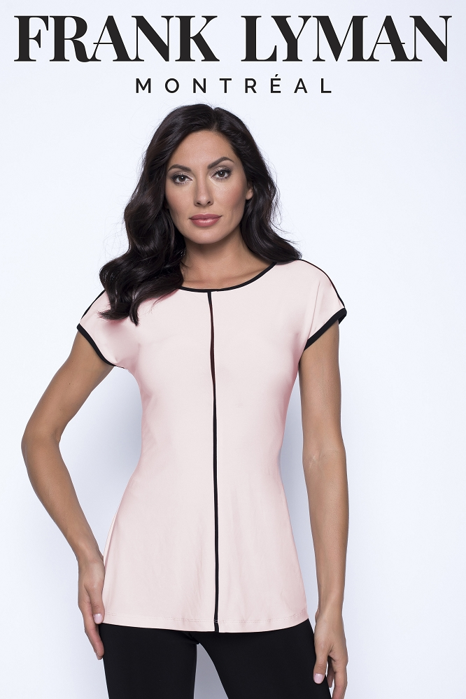 Frank Lyman Womens Top Style 201034, 2 Colors Available