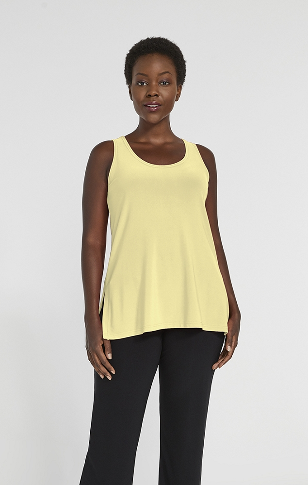 Sympli Sleeveless, Go To Tank Relax, Style 21120R, Colors Available