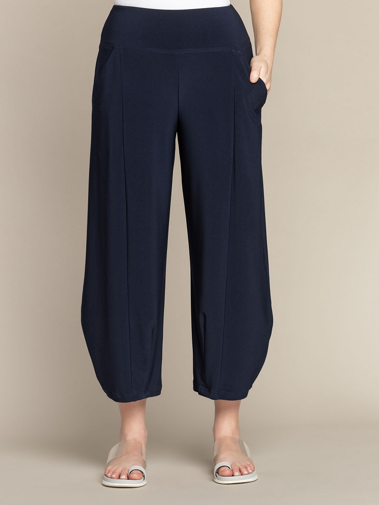 Sympli Womens Latern Pant Style 27205, 3 Colors Available