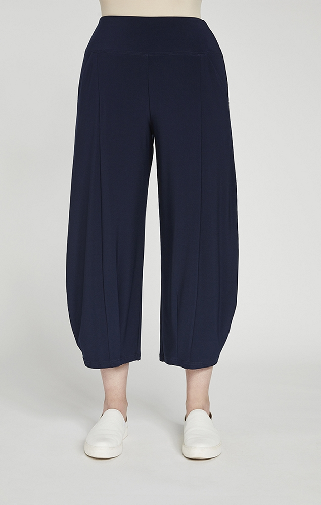 Sympli Womens Latern Pant Style 27205, 2 Colors Available