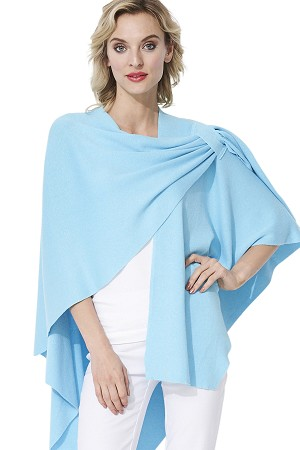 Dream Covi Wrap, One Size Fits All, Style 22081 Color Poolside Blue, Multiple Colors Available