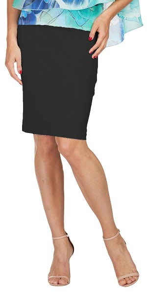 FRANK LYMAN Womens Pencil Skirt, Style 079, 3 Colors Available