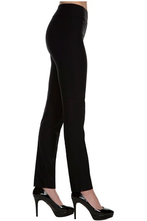 "Lisette L Essentials Skinny Leg Pants, Magical Lycra, Style 805, Inseam 31"", Leg Opening 6 3/4"" (15 Colors Available)"